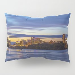 Richmond City Skyline Pillow Sham