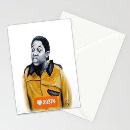 Theo Huxtable Tucked into my Socks! Stationery Cards