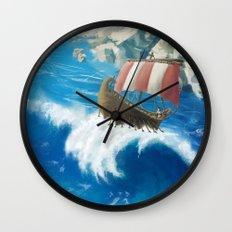 Odyssey Wall Clock