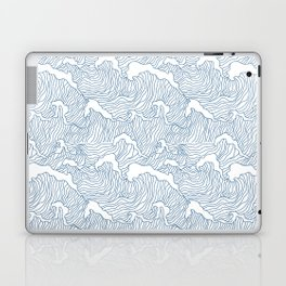 Japanese Wave Laptop & iPad Skin