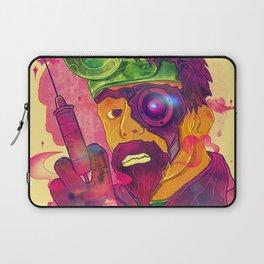 Dr. FraCryStein Laptop Sleeve