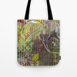 A Strict Code for Mourning Flowers (1) Tote Bag