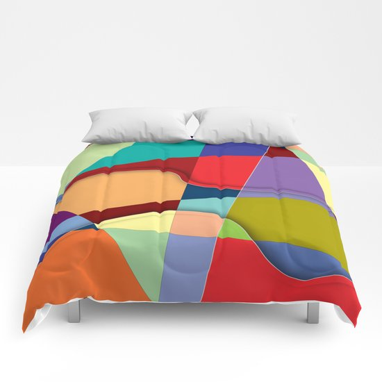 Abstract #303 Comforters