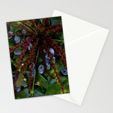 grape burst Stationery Cards