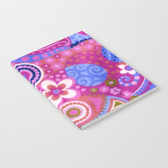 Spring Colors Notebook