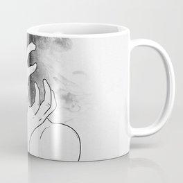 Losing thoughts. Coffee Mug