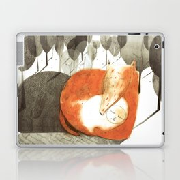 Little Red Riding Hood Laptop & iPad Skin