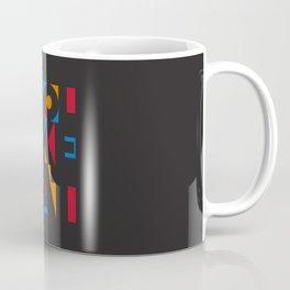 Cool Like Dat - Black Coffee Mug