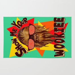 Show Me Your Wookiee!  |  Chewbacca  Rug