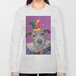 Pibble of the Royal Court Long Sleeve T-shirt