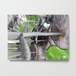 Under a mushroom clould Metal Print