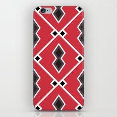 Autumn Aztec iPhone Skin