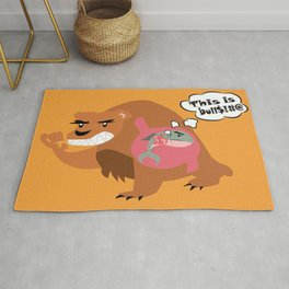 The Food Chain Rug
