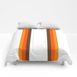 Harvest Rainbow - Straight Comforters