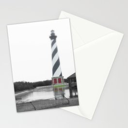 Hatteras reflection Stationery Cards