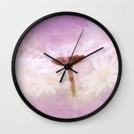 Margeriten Wall Clock