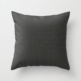 Hauberk Texture Throw Pillow