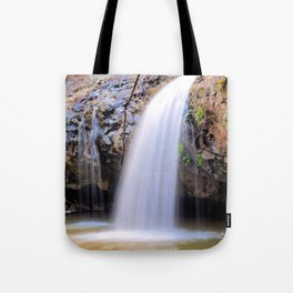 Lip Falls Tote Bag