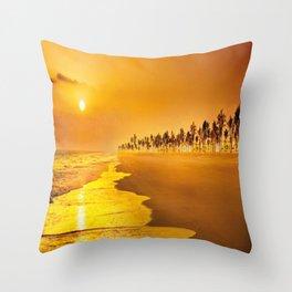 Salalah Oman 7 Throw Pillow