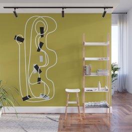 Fools [Sable Gold] Wall Mural