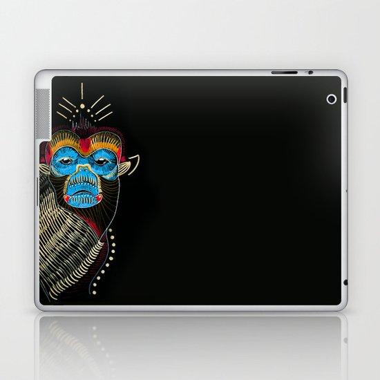 Color me Monkey Laptop & iPad Skin