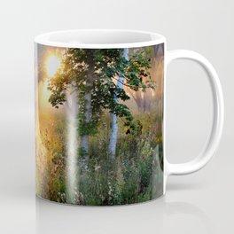 Sunrise in the Dreamy Mist Coffee Mug
