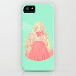 MEME 020 LUNA LOVEGOOD iPhone Case