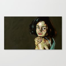 Princess Moanna Canvas Print