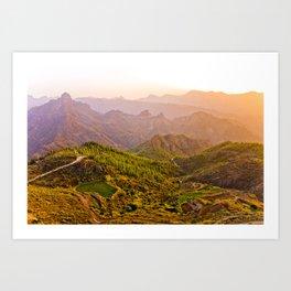 Gran Canaria 1.4 Art Print