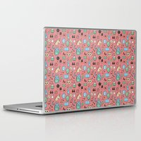 tumblr Laptop & iPad Skins featuring Tumblr: Kawaii! by Gabriela Riveros