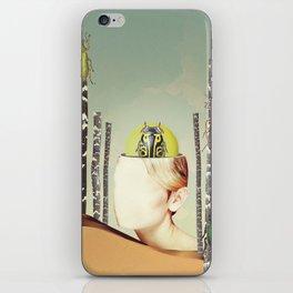 VIAJERA ESPACIAL / OSC2  iPhone Skin
