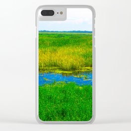 Tembladeras Clear iPhone Case