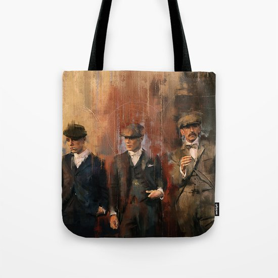 Shelby Brothers Tote Bag