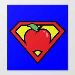 Super Teacher Canvas Print