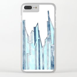 Freeze Clear iPhone Case