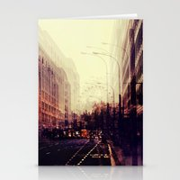london Stationery Cards featuring London by Ingrid Beddoes