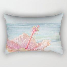 The Blue Dawn Rectangular Pillow