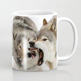 Laying down the law Coffee Mug