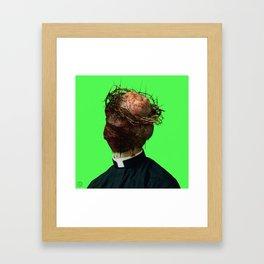 Malignant Provast Framed Art Print