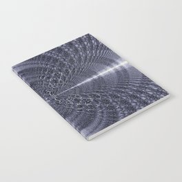 Metallic Light Notebook