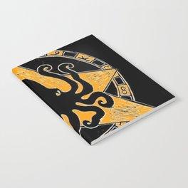Cephalopod God Notebook