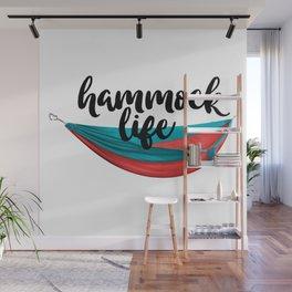 Hammock Life Wall Mural