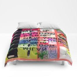 Fashion x Fashion Comforters
