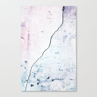 broken Canvas Prints featuring BROKEN by Ylenia Pizzetti