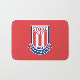 STOKE CITY FC Bath Mat