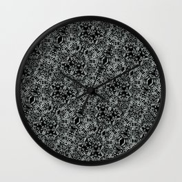 Gothic Wall Clock