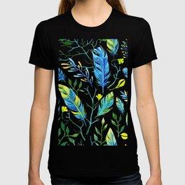 Feathers Pattern 05 T-shirt