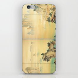 Good Omen - Yamamoto Shunkyo iPhone Skin