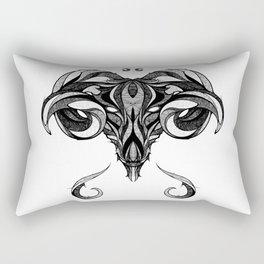 Signs of the Zodiac - Aries Rectangular Pillow