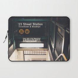 New York City Subway Laptop Sleeve